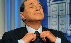 Berluskoni piekrīt pārdot 'AC Milan' ķīniešu uzņēmējiem