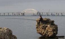 СМИ: Мост через Керченский пролив спас Крым от падения туристического потока