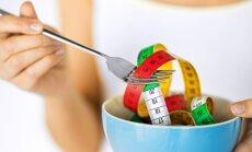В Латвии каждый шестой житель придерживается диеты