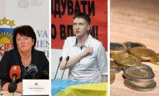 31 мая. Отставка главы СГД, первый день Савченко в Раде, бедная Латвия