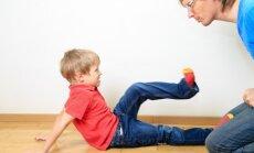 Ļaunums, ko bērnam nodara distress jeb Kas ir sliktais stress