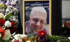 Киев: незадолго до смерти Шеремет встречался с окружением Немцова