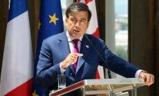 Gruzijas prezidents sola 'okupēto zemju' atgūšanu