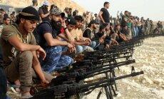 Sīrijas kurdu un arābu padome gatava sarunām ar Damasku
