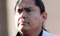 Trampa atbalstītāji navaho cilts indiāni dēvē par 'nelegāli'