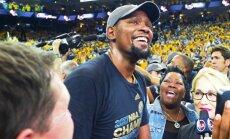Durants nepiedalīsies tradicionālajā NBA čempionu vizītē pie ASV prezidenta