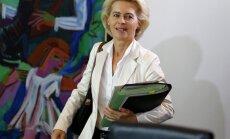 Urzula fon der Leiena: ES jāizmanto 'Brexit', lai veidotu kopīgu drošības politiku