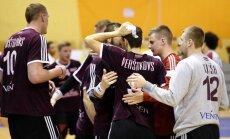 Latvijas handbolisti EČ kvalifikācijā cīnīsies ar Nīderlandi, Ungāriju un Dāniju