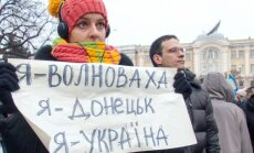 Ukrainas parlaments atzīst Krieviju par 'agresorvalsti'; aicina pasauli rīkoties