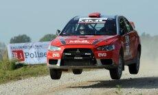 'Rallijā Latvija' norisināsies izšķirošas cīņas par čempionu tituliem