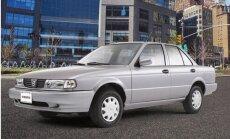 'Nissan' tikai tagad pārtrauks ražot 25 gadus veco sedanu