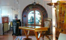 Elegance no pagājušā gadsimta – Art Deco stils interjerā