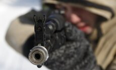 Krievija izmēģinājusi Sīrijā vairāk nekā 200 jaunus ieročus