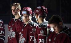 Rīgas 'Dinamo' hokejisti sasnieguši jaunu kluba antirekordu