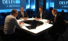 Par ko balsot? 'Delfi TV ar Jāni Domburu' atbild Latvijas Reģionu apvienība