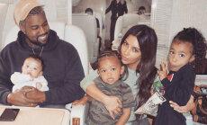 Miljoniem ļaužu apbrīno Kardašjanas ģimenes foto