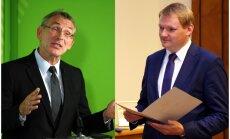 """Пиебалгс не будет претендовать на должность председателя """"Единства"""""""