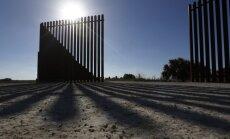 ASV oktobrī pieaugusi nelegālā imigrācija no Meksikas
