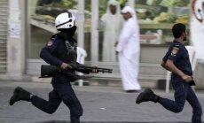 Bahreinā uzbrukumā cietumam atbrīvoti desmit notiesāti teroristi