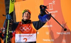 Norvēģija olimpisko zelta medaļu klāstu papildina ar uzvaru frīstaila sacensībās sloupstailā vīriešiem