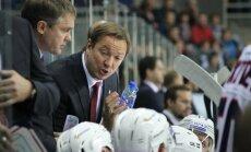 Skudras un Ankipāna trenētā 'Torpedo' KHL mačā piekāpjas Novokuzņeckas 'Metallurg'