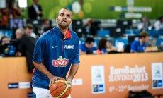 Pārkers otro gadu pēc kārtas nosaukts par Eiropas labāko basketbolistu
