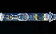 Города на море: Потрясающие фото палуб круизных лайнеров с высоты птичьего полета