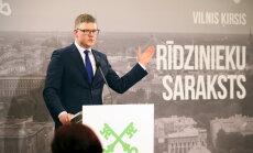 'Vienotības' Rīgas mēra kandidāts Ķirsis sola mazākas biļešu cenas un veselības apdrošināšanu senioriem