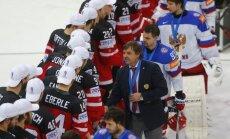 Znaroks saņems sodu par incidentu pēc PČ fināla, apgalvo Krievijas hokeja izlases kurators