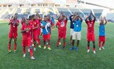 Panama pēcspēles sitienos uzvar ASV Zelta kausa cīņā par trešo vietu