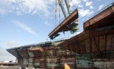ASV būvē pasaulē dārgāko aviācijas bāzes kuģi
