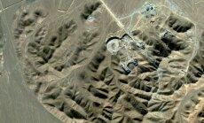 Irāna kodolobjektā izvieto krievu S-300 raķetes