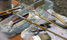 Izstādē galerijā 'Antonija' būs skatāmi 346 vecmeistaru un mūsdienu mākslinieku darbi