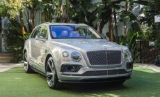 'Bentley Bentayga' iegūst pirmo speciālo modifikāciju