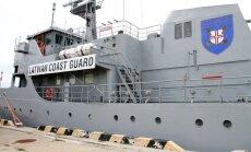 На дежурство в территориальных водах Латвии заступит еще один корабль флотилии МС