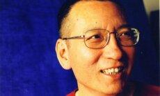 Amatpersona: balva Liu Sjaobo ir viena no vissvarīgākajām Nobela prēmiju vēsturē