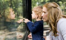 Kādās galējībās mēdz 'krist' mammas