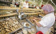 В России приостановлена продажа крупной партии латвийских консервов