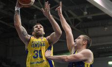 'Ventspils' FIBA Čempionu līgā pēdējā sekundē zaudē 'Ewe Baskets' komandai