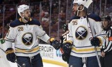 Чемпионат НХЛ. Гиргенсонс впервые победил, Шипачев забросил победную шайбу в дебютном матче