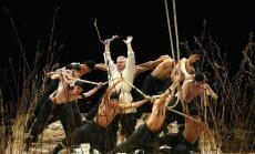 Marijas teātris uz Rīgu vedīs izrādi 'Apburtais ceļinieks'