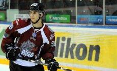 Hokejists Biezais karjeru turpinās Kazahstānas čempionātā