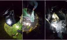Maluzvejnieki Ventas rumbā nodarījuši postu 11 tūkstošu eiro apmērā