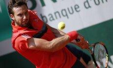 Gulbis pārvar 'French Open' kvalifikācijas pirmo kārtu