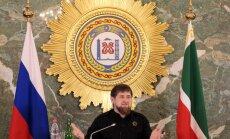 ES vēstnieks Maskavā aicina izmeklēt Kadirova draudus Krievijas opozīcijai