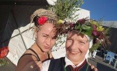 Foto: Kā slaveni latvieši Līgo svētkos svinēja