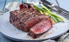 RSU speciāliste: daļai cilvēku uzturā gaļa jālieto obligāti