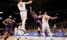 Video: Porziņģis un Bertāns iekļūst NBA sezonas skaistāko mirkļu izlasē