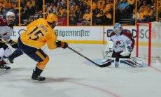 'Lightning', 'Bruins' un 'Predators' pirmajās uzvarās Stenlija kausā gūst piecus vārtus