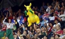 Austrālija saniknota par apsūdzībām apzinātā Pasaules kausa spēles zaudēšanā basketbolā
